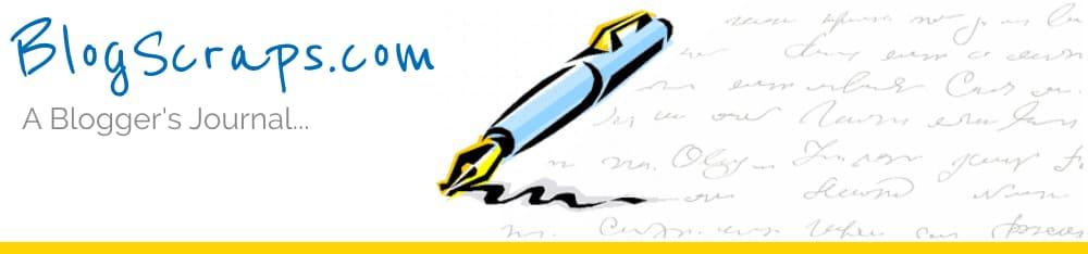 BlogScraps.com header image